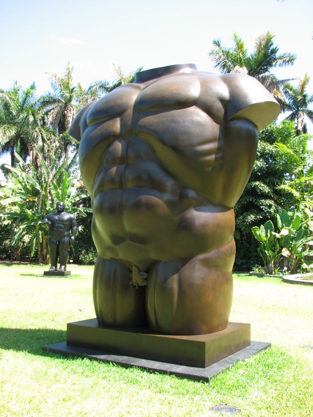 Statue botero