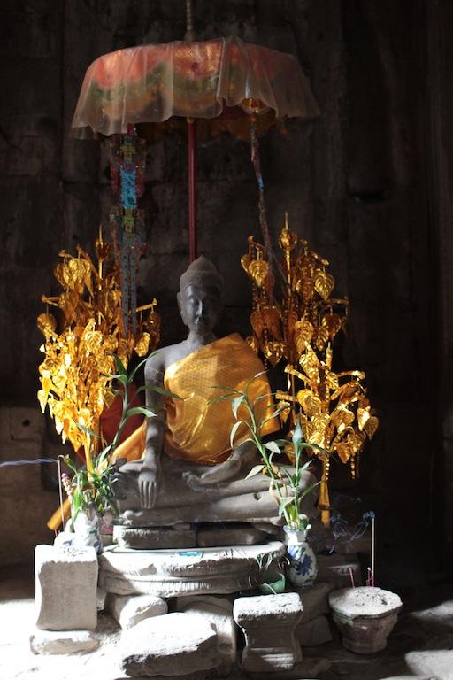 Bouddha bayon