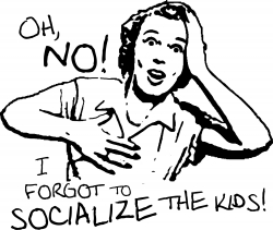 Socialize-the-kids