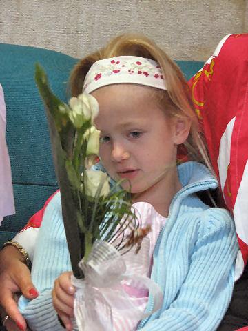 G-Je tiens les fleurs