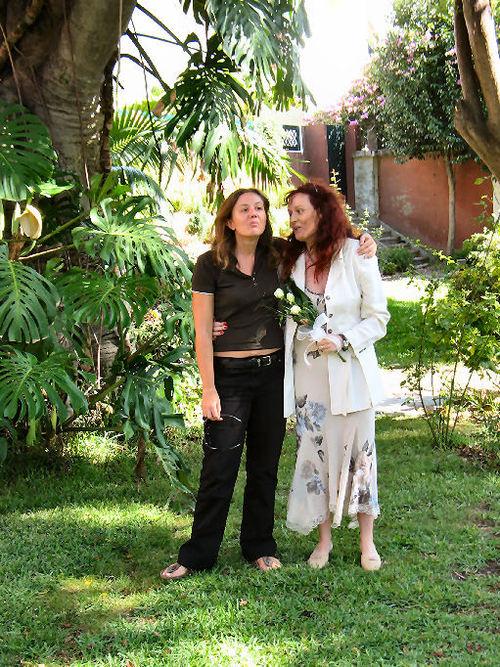 ZH-Dans les jardins...