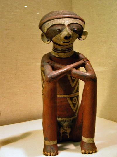 Metropolitan Museum Section précolombienne
