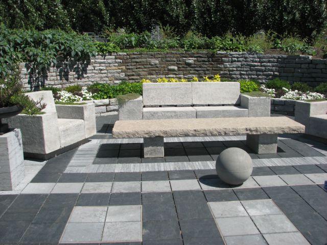 Jardin de pierre (c) SB