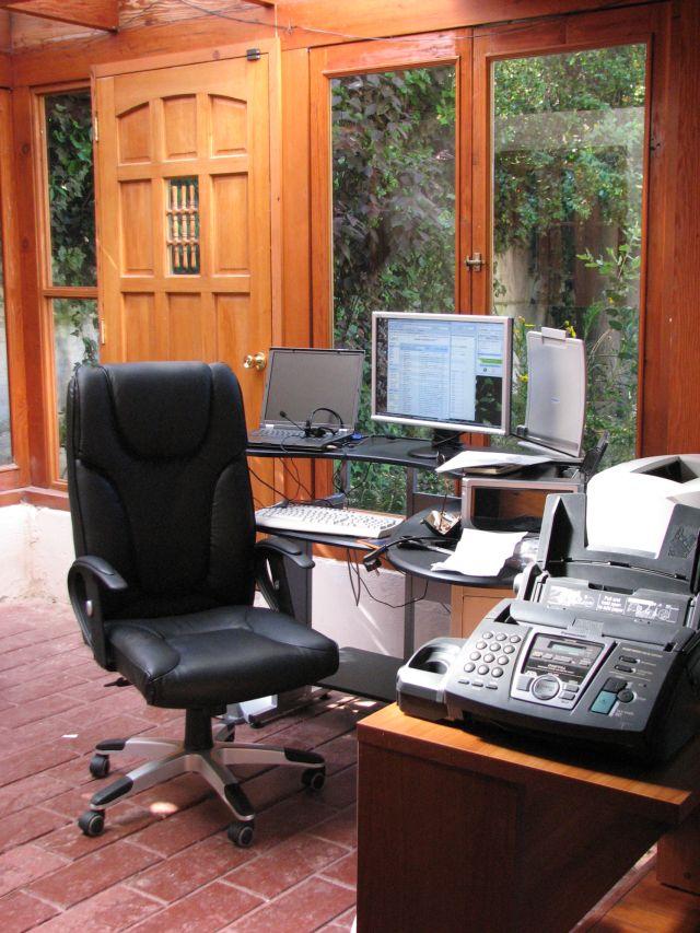 Mon bureau (c) SB