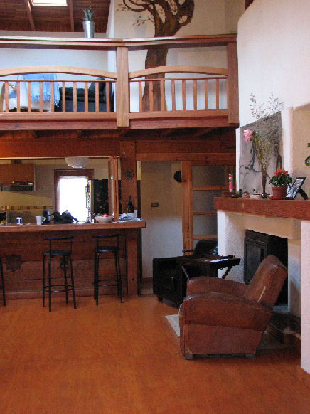 Le foyer (c) SB