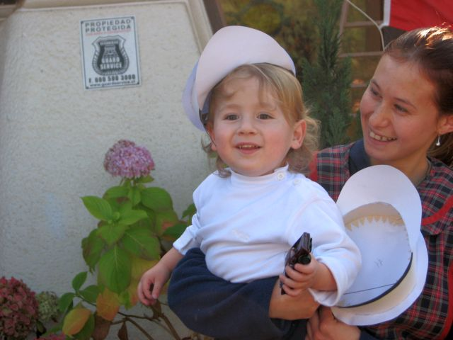 Petit marin (avec les cheveux beaucoup trop longs, je sais) (C) SB
