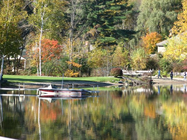 lake Morey Vermont (c) SB