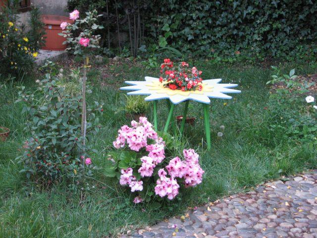 Table de jardin (c) SB