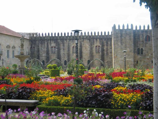 Braga jardins de Santa Barbara (c) SB