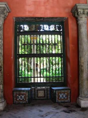 Maison de Pilate jardins (c) Sophie Bellais