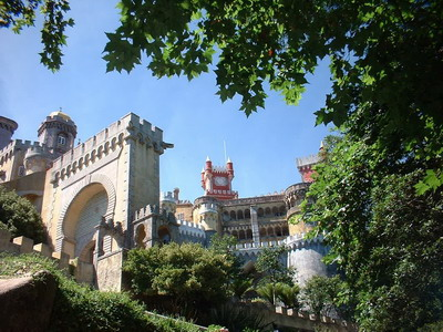 Sintra (c) André Beckers