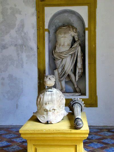 Casa Pilate Séville (c) Sophie Bellais