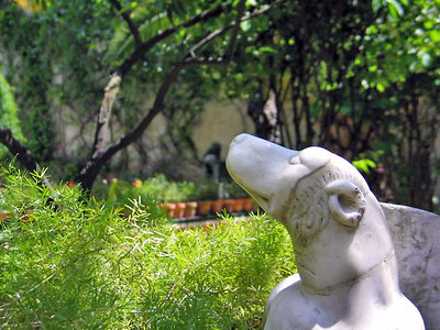Séville casa Pilate jardins (c) Olvier Travers