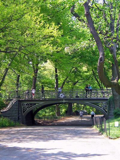 Central Park (c) Sophie Bellais