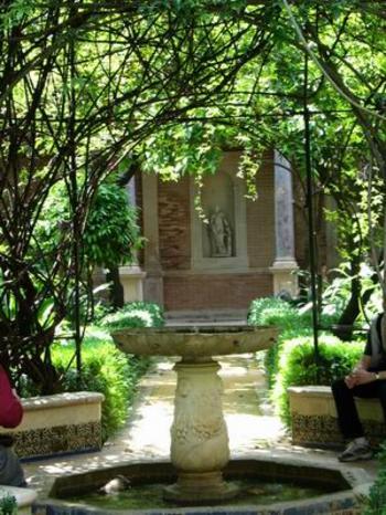 Maison Pilate jardins (c) Sophie Bellais