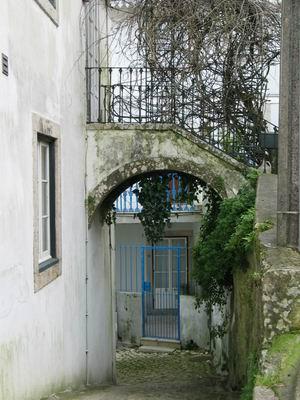 Portail Sintra (c) Sophie Bellais